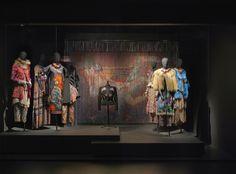 MARBLE WOMEN theme - Dries Van Noten Inspirations @ MoMu Fashion Museum Antwerp / (c) Koen de Waal