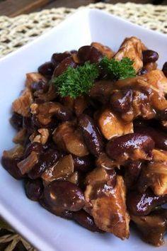 Ez a csirke valami hihetetlen finom! Hungarian Cuisine, Hungarian Recipes, Pork Brisket, Pork Ribs, Pork Recipes, Chicken Recipes, Healthy Recipes, Junk Food, Clean Eating