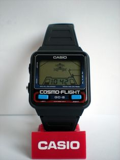 Casio Vintage Collection