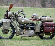 Buck´s Indian Motorcycles