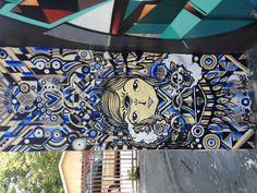 Street Art, Melrose Ave