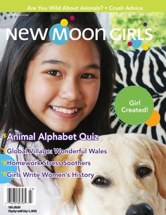 The best magazine by girls, created by girls. Ages 8 and up. This is our March-April 2012 magazine!