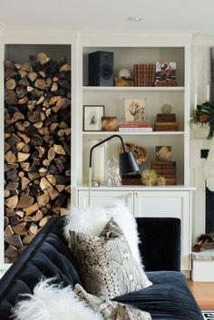 Cozy Living Rooms: Jones Design Company
