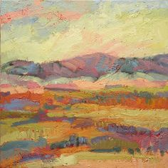 Autumn Landscape by Jeannie Sellmer