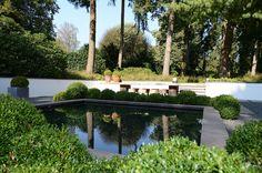 Large garden beautifully redesigned