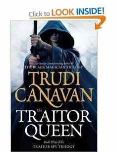 The Traitor Queen: Book 3 of the Traitor Spy: Amazon.co.uk: Trudi Canavan: Books Fantasy