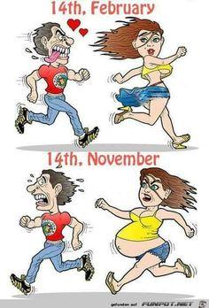 lustiges Bild '9 Monate spaeter.jpg'- Eine von 5258 Dateien in der Kategorie 'Cartoons / Comics' auf FUNPOT.