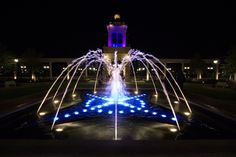 Fountain show with lights, music, and fountains at Uptown Altamonte Cranes Roost Park Bookkeeping And Accounting, Bookkeeping Services, Altamonte Springs Florida, Orlando Events, Florida Adventures, Business Advisor, Executive Suites, Orlando Florida, Fountain