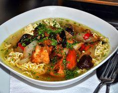 Makkelijk Koken: Oosterse Vissoep