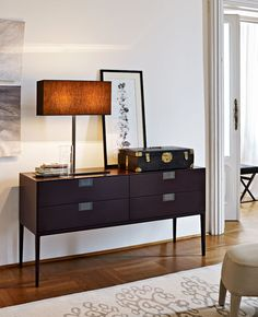 Consolle: ALCOR - Collection: Maxalto - Design: Antonio Citterio