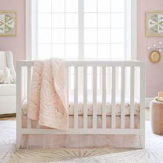 Thinking pink?💕Our FREE (Yes, FREE!) Design Crew services can help you create the nursery of your dreams! Link in stories to create your appointment! Kids Corner, Instagram Shop, Pottery Barn Kids, Mid Century Design, Cot, Kids House, Baby Sleep, Cool Furniture, Kids Bedroom