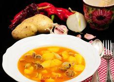Blog de recetas de cocina con fotos y con instrucciones para cocinar de forma tradicional y con Thermomix. Pasta, Fondue, Ramen, Cheese, Ethnic Recipes, Blog, Soups, Shape, Chickpea Soup