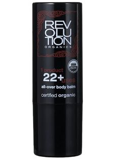 Revolution Organics All-Over Body Balm: Skin Care: allure.com