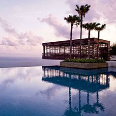 Wow ! Dream Pools | Alila Villas Uluwatu, Bali | CoastalLiving.com