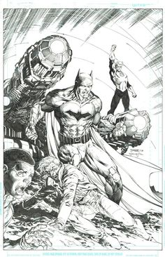 Dark Days The Casting by Jim Lee