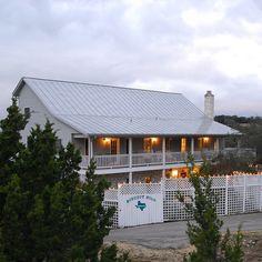 Main House of the B&B