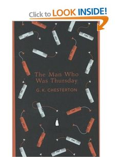 The Man Who Was Thursday (Penguin English Library): Amazon.co.uk: G. K. Chesterton: Books