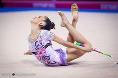 Sara Llana (Spain), Rhythmic Gymnastics World Championships (Stuttgart) 2015