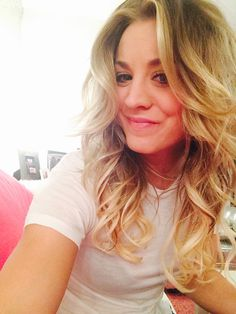 Fotos de Kaley Cuoco, a Penny de Big Bang Theory são hackeadas