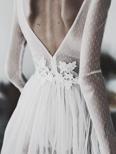Wedding Dress | Wedding Dress Details | Unique Wedding Dress