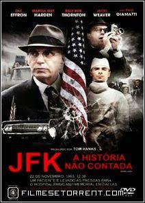 Muito além dos livros e filmes!: Filme - JFK a história não contada