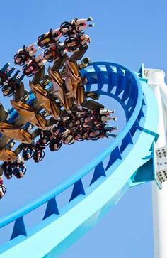 GateKeeper, Cedar Point, Sandusky, Ohio