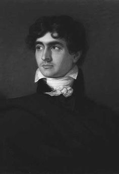 John William Polidori (1795-1821) was Byron's doctor in 1816. I find him fascinating. He is the one who actually wrote the first English vampire story, not Byron. He was also uncle to Dante Gabriel Rossetti and Christina Rossetti. Died a suicide unless....