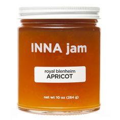 royal blenheim APRICOT jam from INNA jam for $5.00 – $12.00 Renegade Craft Fair, City Girl, Package Design, Craft Fairs, Typo, Nutella, Farmer, Salsa, Jar