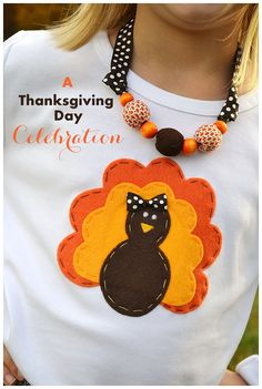 Thanksgiving Day Celebration on the #HooplaEvents Blog #Thanksgiving Party by Sweet Threads Clothing Co.