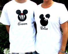 Bride and Groom Shirt:)
