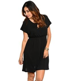 Our Cas-Allure Dress is super fab & comfy. Wear a cute statement necklace and some fab earrings and you can look amazeballs! Don't be afraid to check out what else we carry ;)