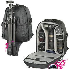 #Lowepro mini #trekker aw #waterproof dslr camera backpack padded laptop bag new,  View more on the LINK: http://www.zeppy.io/product/gb/2/291721662202/