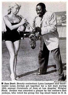 Louis Jordan 1954