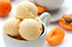 Înghețata cu caise a lui Emil Frederic - Antena Satelor Parfait, Picnic, Goodies, Ice Cream, Desserts, Food, Ants, Magick, Deserts