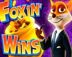 Enable the SuperBet feature and wait for that Foxin' Wins to come!   #online #casino #bonus   http://parasino.com/en/games