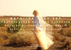 Mathilda and Redmilk fashion story - RedMilk