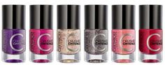 New And Permanent Shades For Catrice!