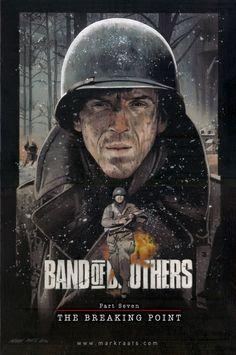 #BandofBrothers #MarkRaats