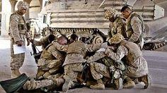 Praying Marines caren1981