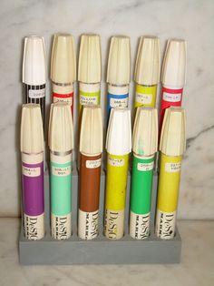 Museum of Forgotten Art Supplies - Design Markers - Color Tools