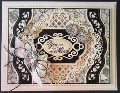 PartiCraft (Participate In Craft): Wednesday Weekly Card Giveaway Hand Made Greeting Cards, Making Greeting Cards, Making Cards, Spellbinders Cards, Die Cut Cards, Card Making Techniques, Shabby, Scrapbook Cards, Scrapbooking