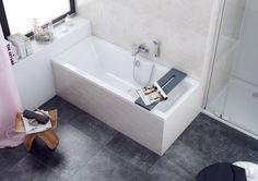 Wygodna i funkcjonalna półka wannowa LEVEL marki Excellent. http://www.excellent.com.pl/produkt/1581/level