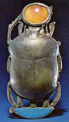 Ancient Egyptian Scarab BeetleThe scarab beetle is a real beetle, a common beetle. To the ancient Egyptians, this common beetle symbolized . Ancient Egyptian Artifacts, Ancient Egyptian Jewelry, Egyptian Scarab, Ancient History, European History, Ancient Aliens, American History, Egyptian Mythology, Egyptian Goddess