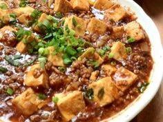 Mapo Doufu Recipe by cookpad. Tofu Recipes, Asian Recipes, Cooking Recipes, Healthy Recipes, Cook Pad, Food Porn, Japanese Dishes, Japanese Food, Food Preparation