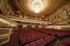 Kodak Hall at Eastman Theatre - Rochester NY