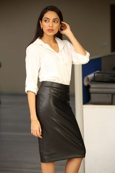 Leather Dresses, Leather Skirt, Skirts, Fashion, Feminine Fashion, Women, Moda, Leather Skirts, Skirt