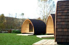 Garten Iglu, Gartensauna, Gartenhaus, Sauna-Iglu, Camping POD