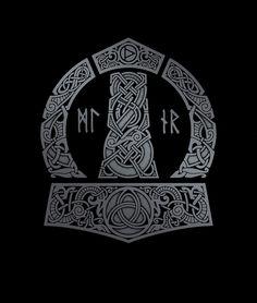 « MJOLNIR » par RAIDHO