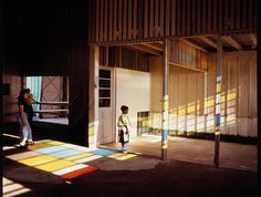 Exemplo de como preencher o vazio utilizando apenas luz