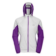 North Face's Better Than Naked Jacket....outdoor running this winter, yes!